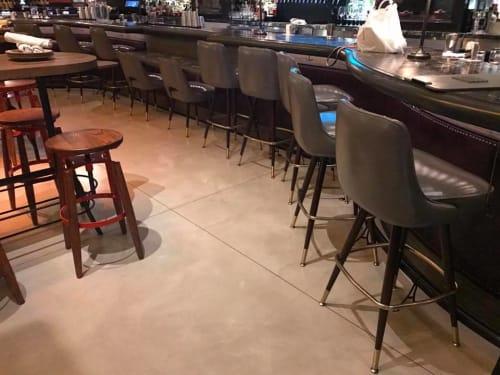 Chairs by Richardson Seating Corporation seen at Libertine Social, Las Vegas - 2500 Series Bar Stools