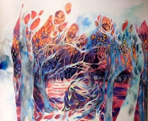 Lisa Rachel Horlander - Paintings and Murals