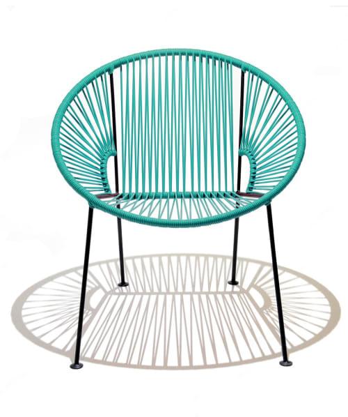 Chairs by Mexa seen at Guerilla Suit, Austin - Mexa Classics Ixtapa Lounge Chair
