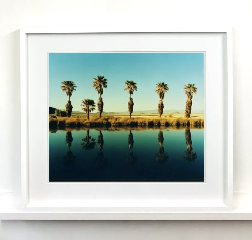 Photography by Richard Heeps seen at Private Residence - Zzyzx Resort Pool II, Soda Dry Lake, California