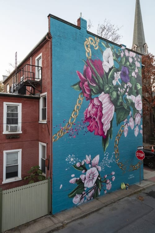 Emilio Florentine - Murals and Art