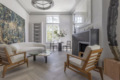 Interior Design by Heather Hilliard Design seen at SF Decorator Showcase 2019, San Francisco - San Francisco Decorator Showcase