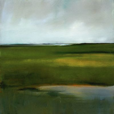 "Art & Wall Decor by YJ Contemporary seen at East Greenwich, East Greenwich - Anne Packard ""Marsh"""