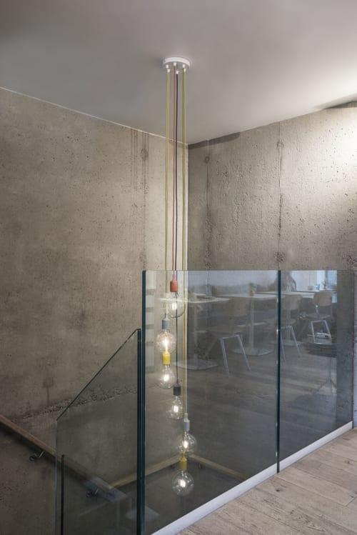Interior Design by Lifeforms Design seen at South Street Kitchen, Sheffield - Interior Design