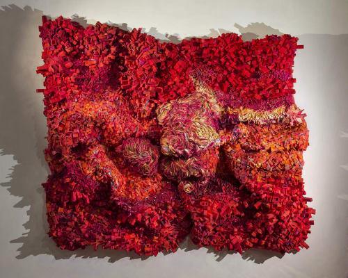 Amass #16   Art & Wall Decor by Margery Amdur