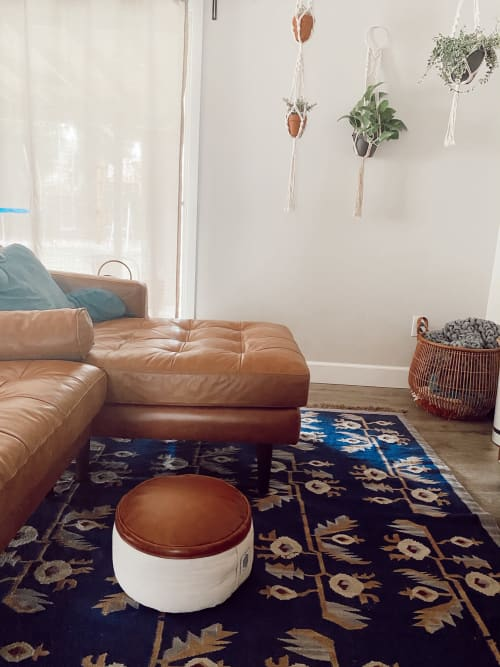 Benches & Ottomans by Conrad Men's seen at The Westside Collective, Topanga - Meditation Cushion