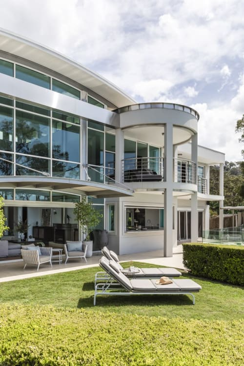 Bayview House | Interior Design by Ioanna Lennox Interiors | Private Residence, Bayview in Bayview