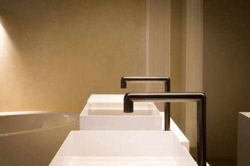Water Fixtures by CEADESIGN seen at Private Residence, Ghent, Ghent - Water Fixtures