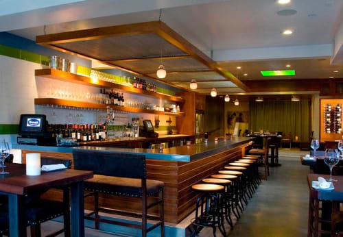 Interior Design by Gi Paoletti Design Lab seen at Rootstock Wine Bar Los Gatos, Los Gatos - Interior Design