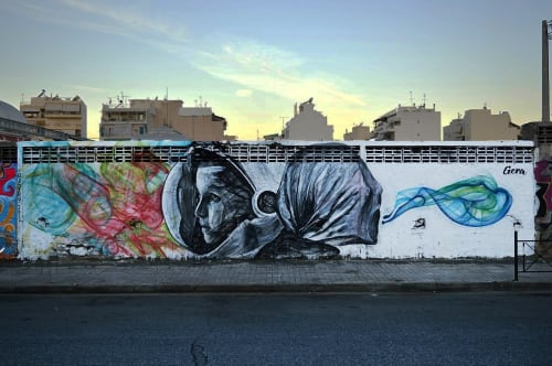 GERA 1 - Street Murals and Public Art