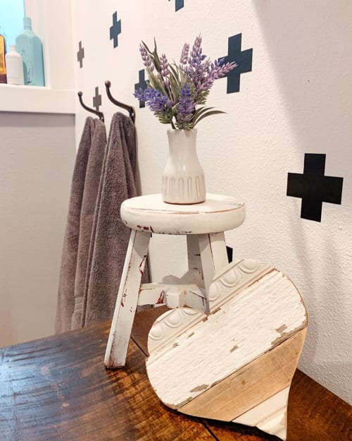 Art & Wall Decor by Olivewood Designs seen at Selah Creative Company, Gearhart - Wooden Heart