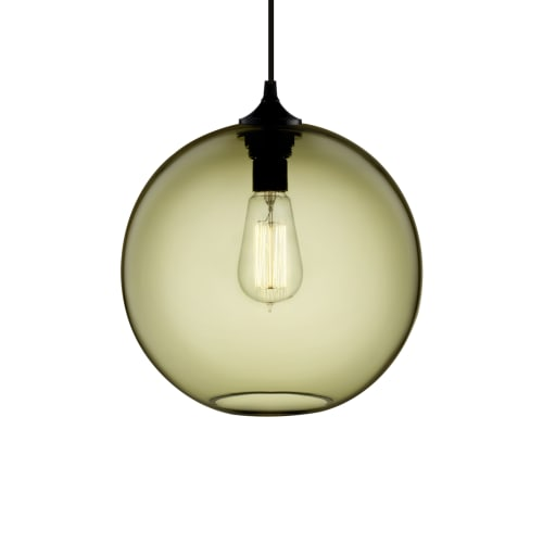 Pendants by Niche Modern at SUGARFISH by sushi nozawa, Commons Way, Calabasas - Solitaire Pendant