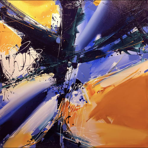 Crescendo | Paintings by Michael Mckee
