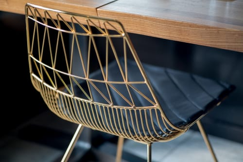 Chairs by Bend Goods at Trois Mec, Los Angeles - Lucy Side Chair