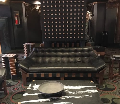 Couches & Sofas by Lawson-Fenning seen at Indie Congress, Ace Hotel Theater DTLA 2019, Los Angeles - Ojai Sofa