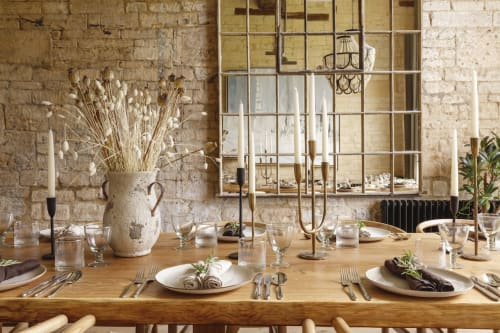 Tables by Revive Furniture seen at Private Residence - Luxury Cotswold Banquet Table