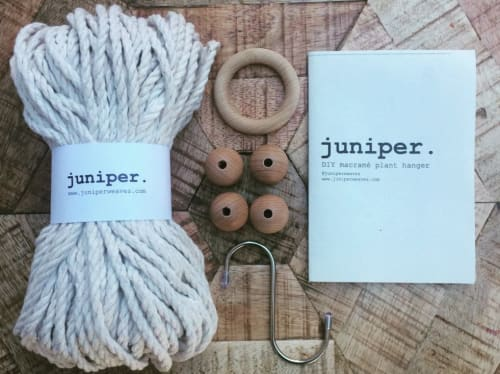 Juniper Weaves - Macrame Wall Hanging and Art