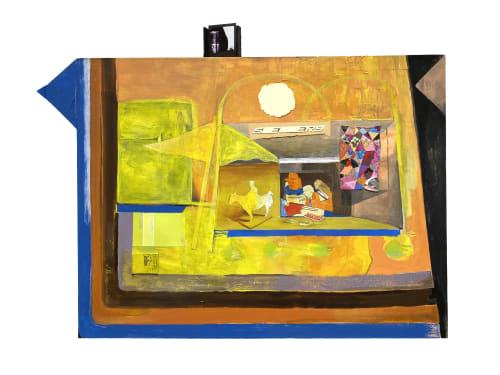 Reed Skocz - Murals and Art