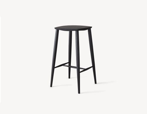 Chairs by Coolican & Company seen at Private Residence, Toronto - Palmerston Stool