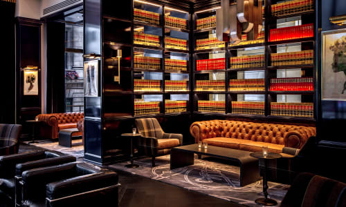 Interior Design by Beleco seen at Kimpton Gray Hotel, Chicago - Vol.39