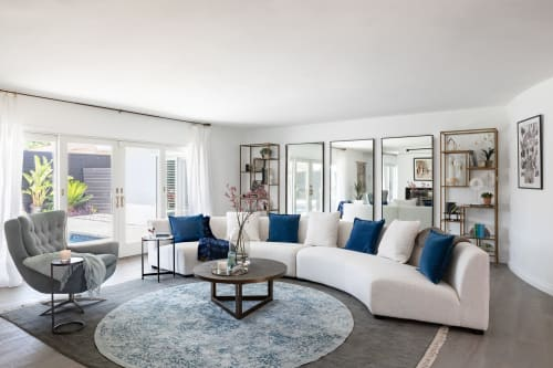 Interior Design by Studio Palomino seen at Private Residence, Los Angeles - Interior Design (POTTERY BARN X ISSA RAE)