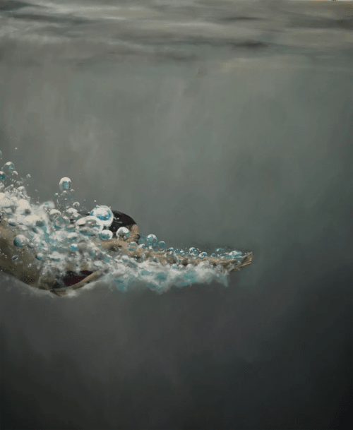 Paintings by Eric Zener seen at Westdrift Manhattan Beach, Autograph Collection, Manhattan Beach - Returning Again