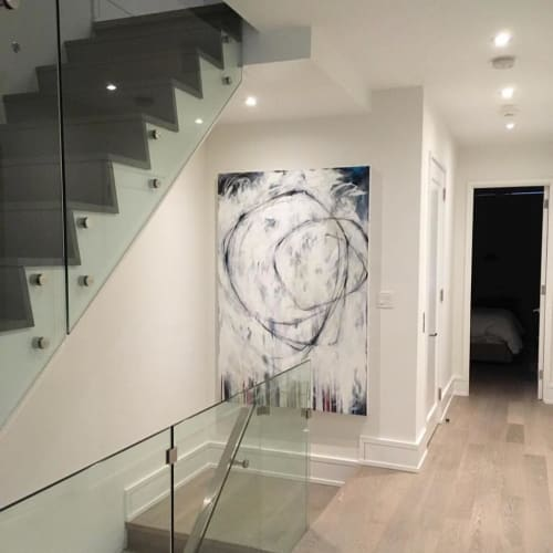 Paintings by Meredith Bingham seen at Private Residence, Toronto - Painting