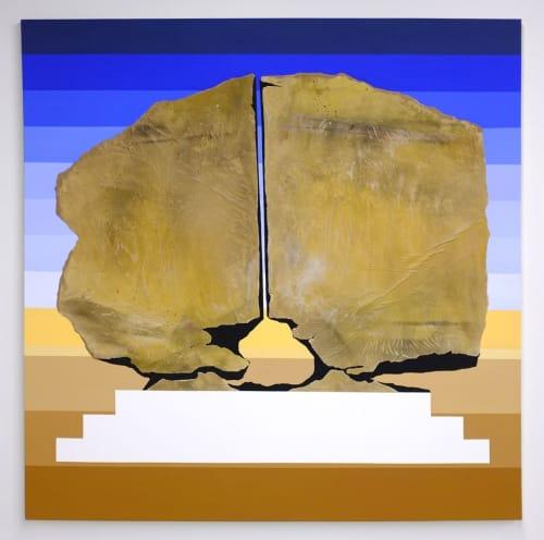 Balance (Masculine/Feminine)   Paintings by THEODORE B. BOYER