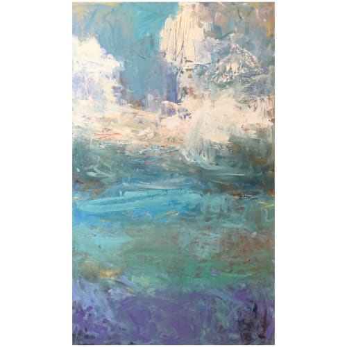 Paintings by Carol Finkbeiner Thomas seen at Private Residence, Lambton Shores - Bottom Bay