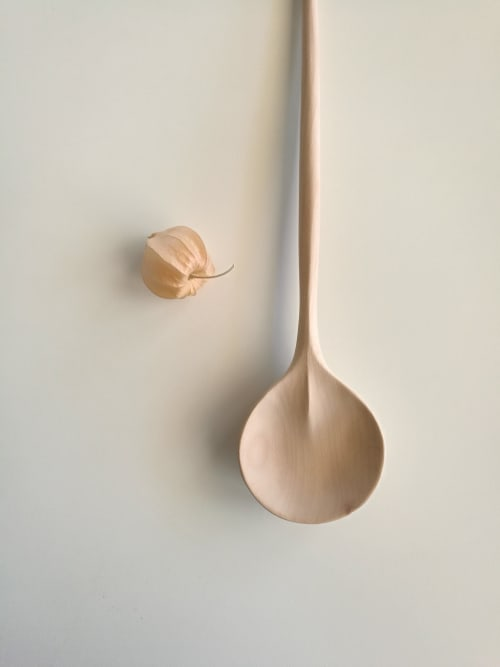 Tableware by woodappetit seen at Private Residence - Spoon Inner Line