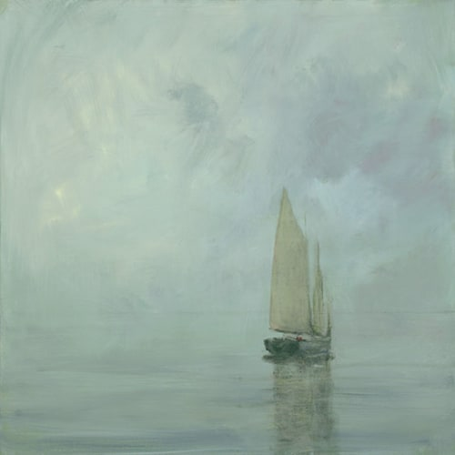 "Art & Wall Decor by YJ Contemporary seen at East Greenwich, East Greenwich - Anne Packard ""Fog"""