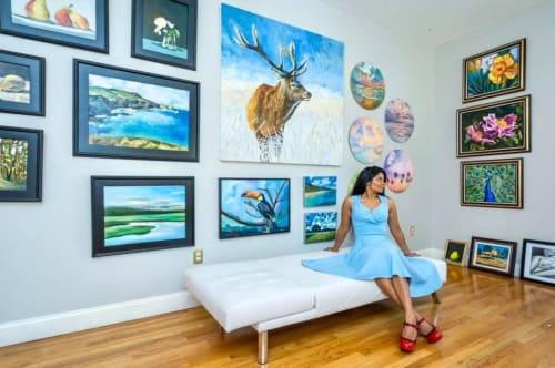 Piya Samant - Paintings and Art