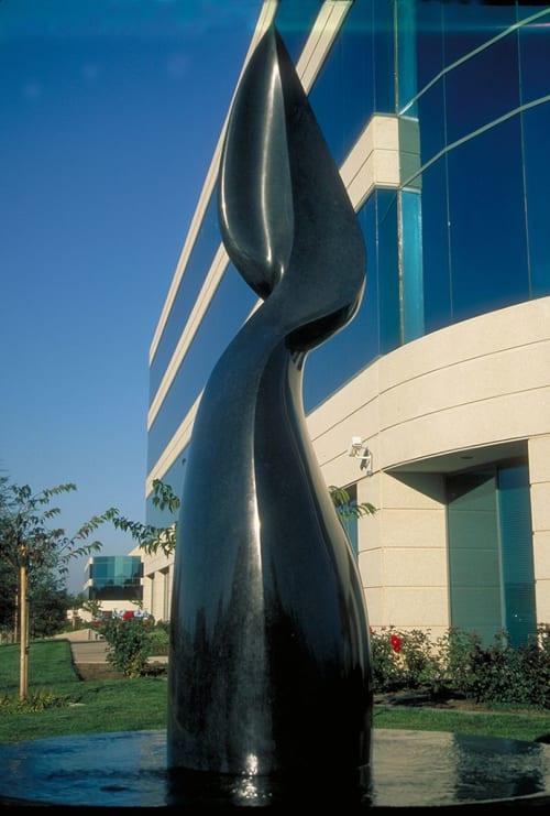 Public Sculptures by Gerald Siciliano Studio seen at Mountain View, Mountain View - BALENA