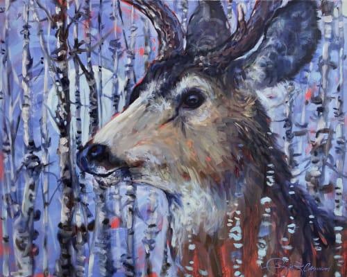 Sonja Caywood - Paintings and Art