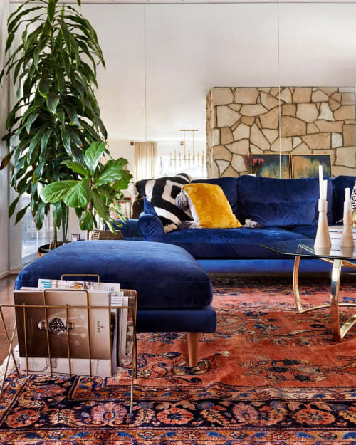 Couches & Sofas by Interior Define seen at Annette Vartanian of A Vintage Splendor, Pasadena - Maxwell Sofa