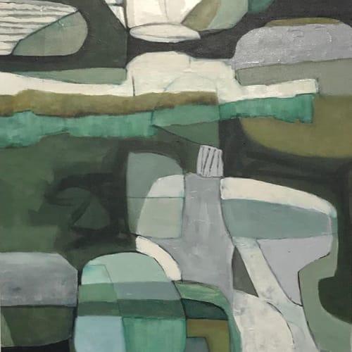 Paintings by Wendy Westlake seen at Zumbrota, Zumbrota - Peace