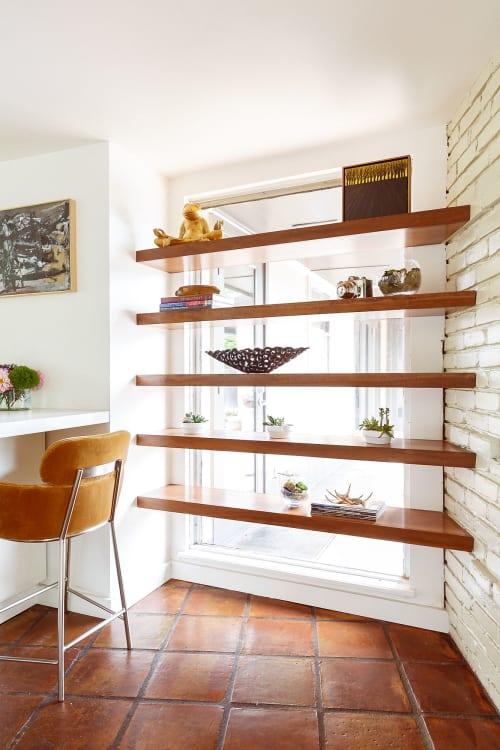 Mid Century Love   Interior Design by Victoria Sheffield Design   Private Residence, Houston in Houston