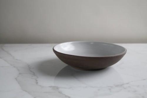Tableware by Jono Pandolfi seen at Lola Taverna, New York - Coupe Entree Bowl
