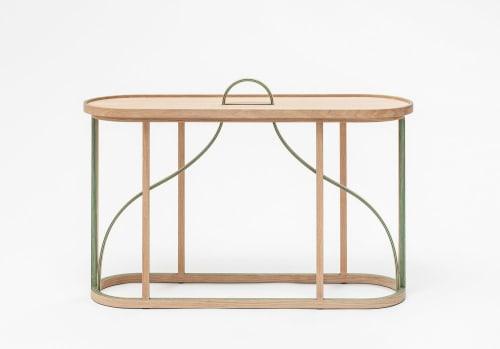 Furniture by AKIKOKENMADE seen at Designmuseum Denmark, København - Tram