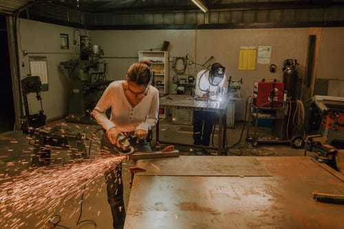 Boonies Design + Fabrication - Art and Furniture