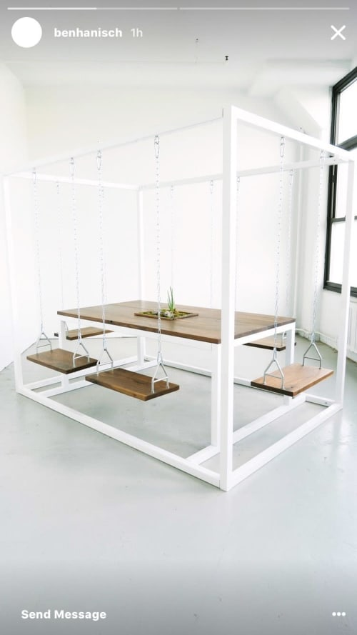 SwingTables - Tables and Furniture