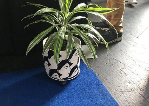 Vases & Vessels by Alyssa Block seen at Alyssa Block Studio, San Francisco - Planter Pots