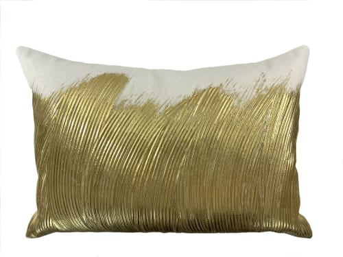 Pillows by Le Studio Anthost seen at Creator's Studio - Wave