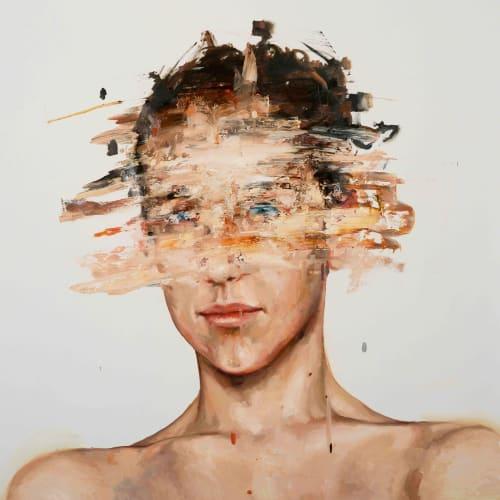 Cesar Biojo - Paintings and Art
