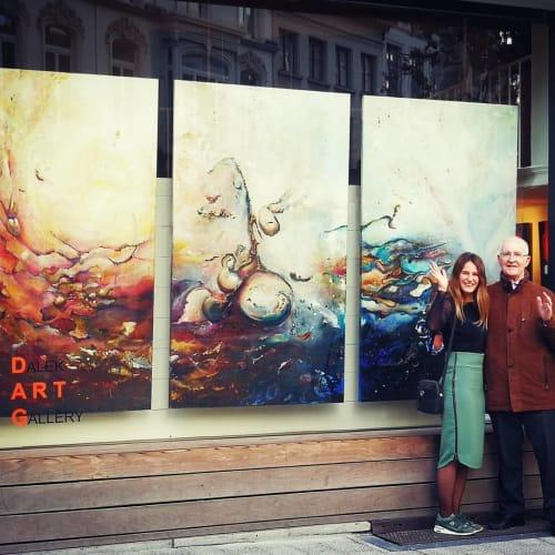 Charlotte De Baere - Art and Street Murals