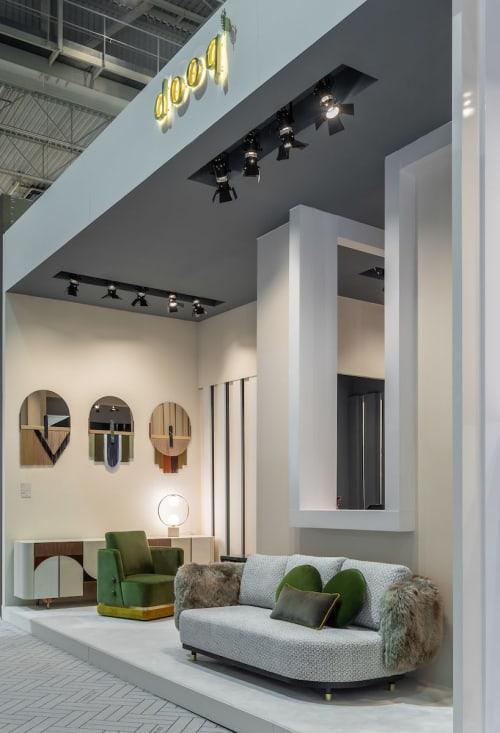 Wall Hangings by Dooq - World of Details seen at Maison&Objet Paris, Villepinte - Souk Caramel
