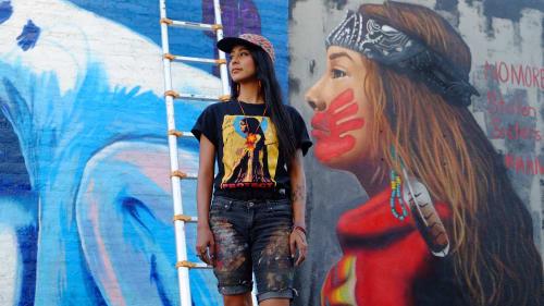 La Morena's Art - Street Murals and Murals