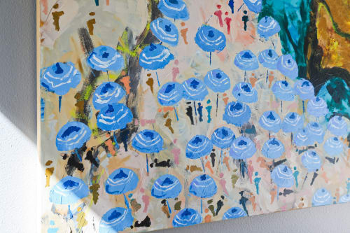 Paintings by Inese Westcott - Capri, Italy