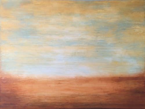 Open Spaces   Paintings by Linda Cordner