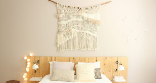 Endlessly Design - Macrame Wall Hanging and Art